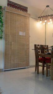 Natural Bamboo Blinds